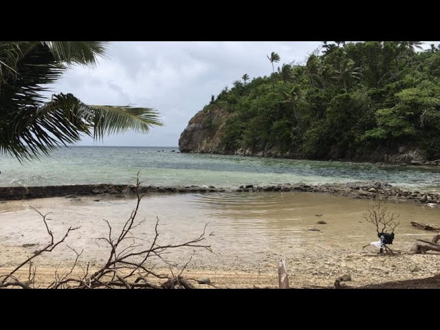 CJ4A Short Film 2 - Climate induced relocation in Fiji